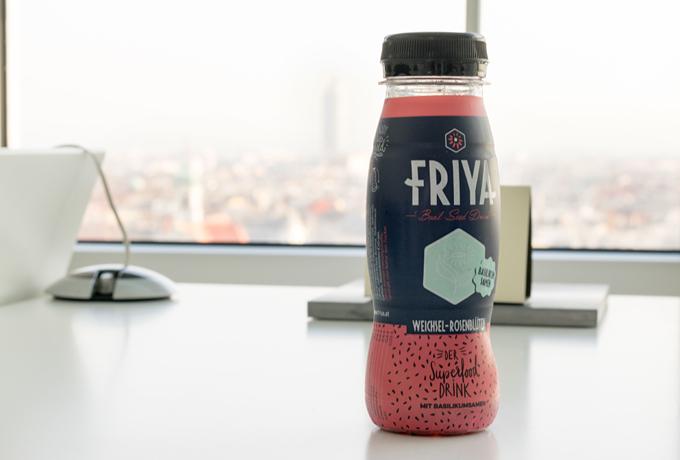 Projekt Zuckerfrei Tipps FRIYA Superfood Drink