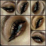 shiny rusty eyes