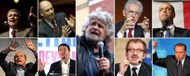 I politici e le loro voci