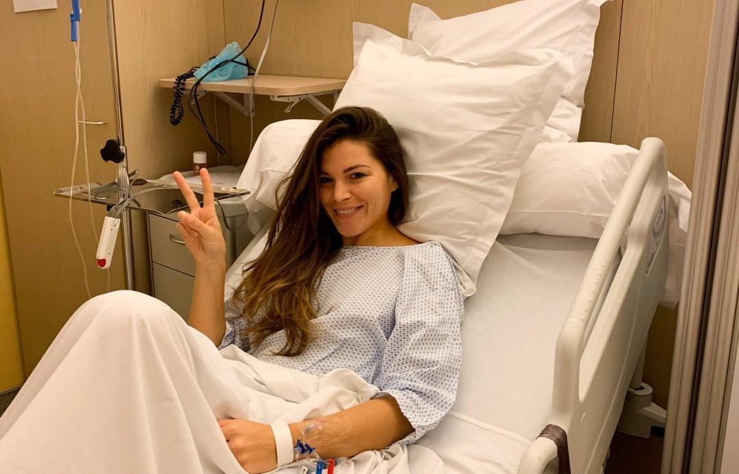 mastectomie préventive prophylactique avec reconstruction avant après