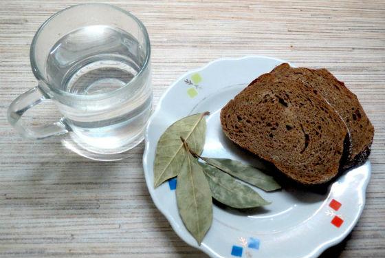 Хлебные составы с лавровым листом