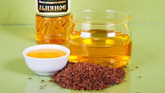 Ингредиенты для масляного состава