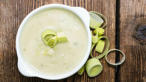 Луковый суп с сельдереем и капустой