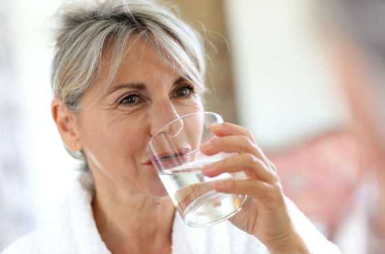 Лечебное питание предполагает соблюдение питьевого режима