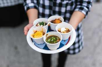 Прием пищи небольшими порциями для снижения веса