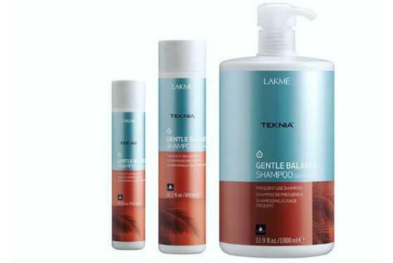 Бессульфатное средство для мытья волос Teknia Gentle Balance