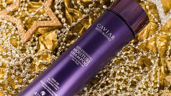 Бессульфатное средство для мытья волос Alterna Caviar