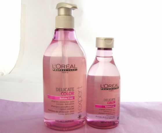 Бессульфатное средство для мытья волос Delicate Color.jpg