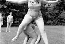 Photo of Лагерь потери веса или фитнес 30-х годов