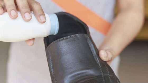 Дезодорирующие средства для обуви для устранения неприятного запаха