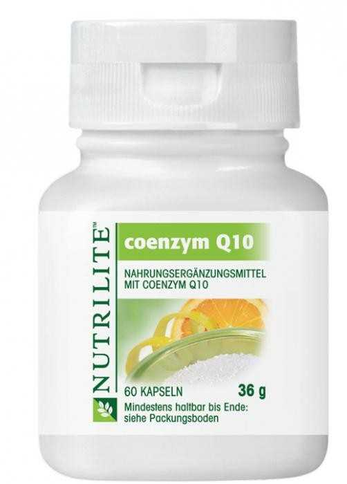 витамины коэнзим q10 отзывы