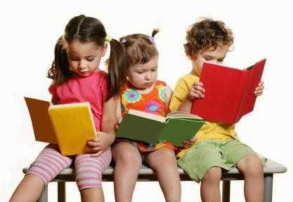 польза книг для детей