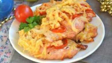 Photo of Куриные грудки «по-французски» для тех, кто на диете!