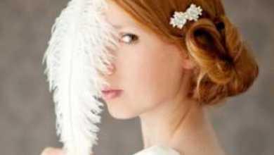 Photo of Винтажные прически для невесты   Белорусский женский портал VELVET.by