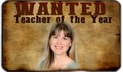 Teacher of the Year – Mrs. Dopazo