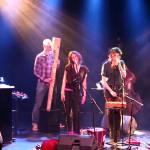 Snowapple – Bluebirds, Blackbirds live @ Comedy Theater