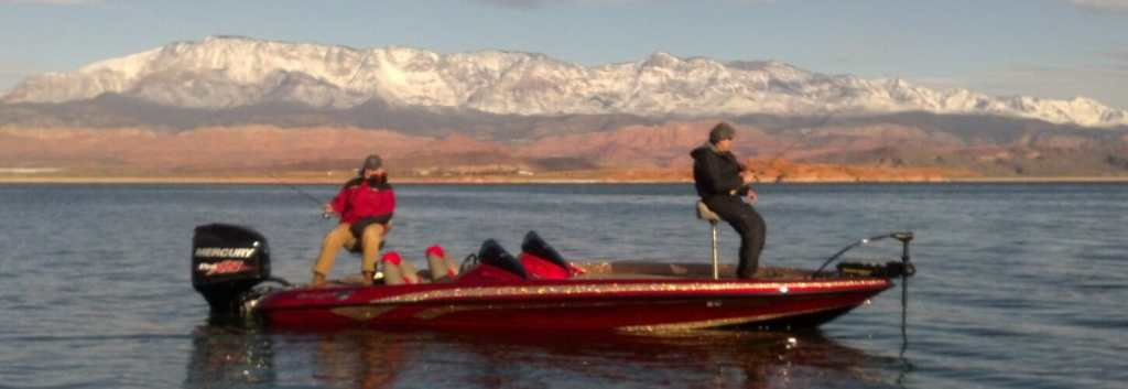 fishing in st george