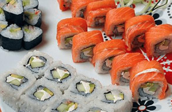 Ichiban Sushi Food
