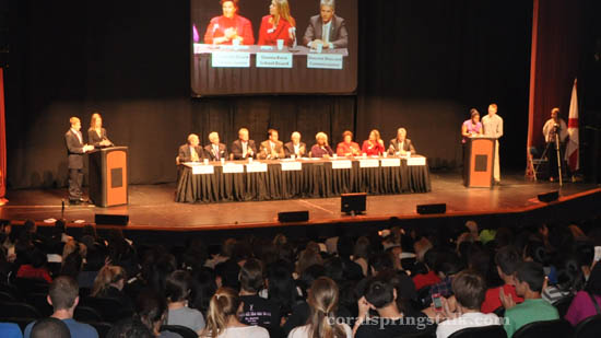 Coral Springs Hosts the Fifth Annual Teen Political Forum