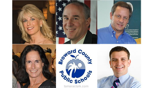 School Board Candidate Updates for Coral Springs and Parkland