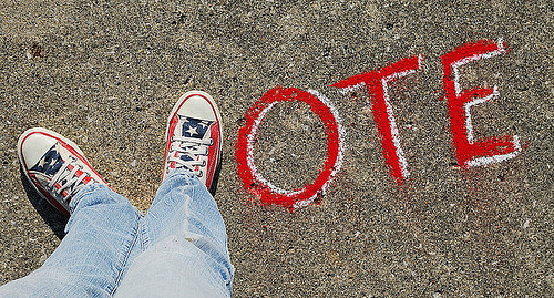 There is Still Time to Register to Vote in the General Election in November