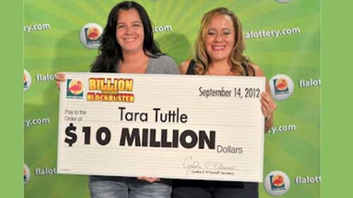 Coral Springs Woman Claims $10 Million Scratch-Off Prize in Florida Lottery