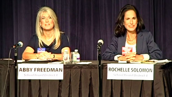 Broward County School Board Candidates Discuss Issues at Forum