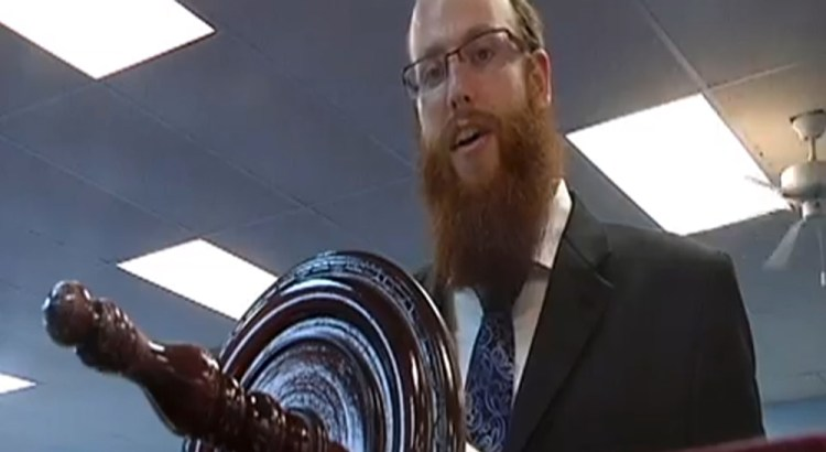 New Torah Dedication for Chabad of Southwest Coral Springs