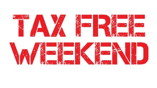 Tax-free-weekend