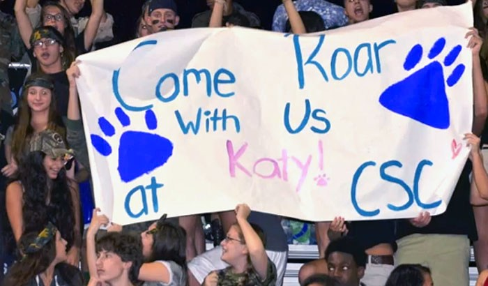 Coral Springs Charter School Competes in Katy Perry Video Contest