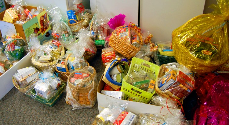 A Tisket a Tasket – The City Needs Items For Baskets