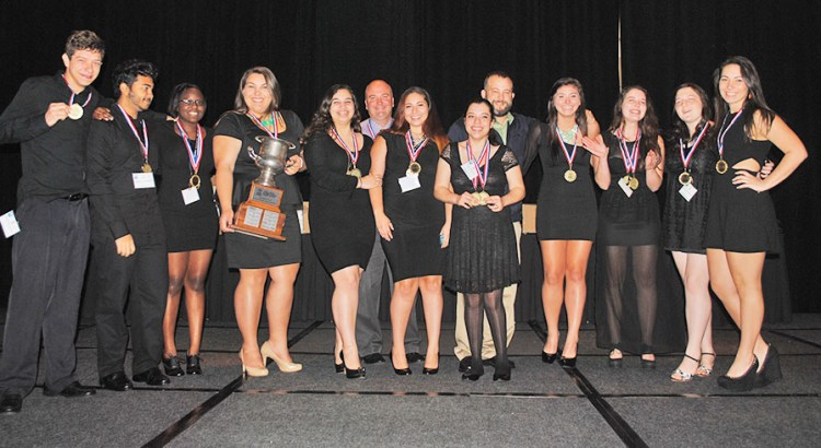 J.P. Taravella High School Culinary Students Take Top Honors in Statewide Competition