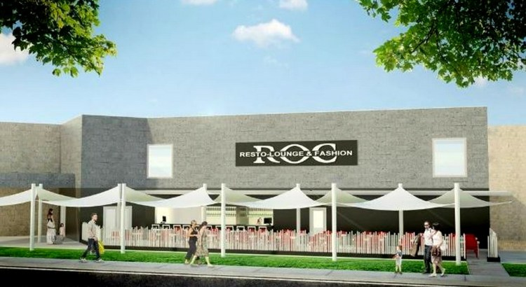 New Entertainment Complex Coaxes Spenders Back to Retail