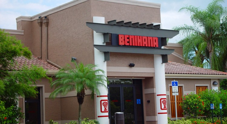 Benihana Review: What's Happened to this Place?