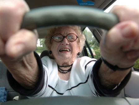 AARP Holds Driver Safety Class