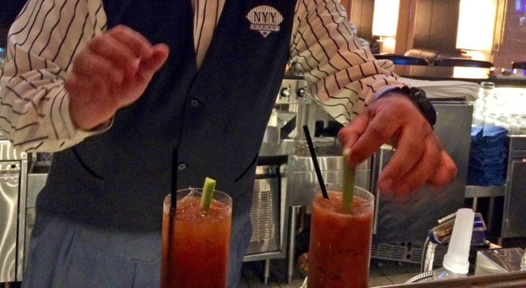 Where is a Bloody Mary Bar In Coral Springs?