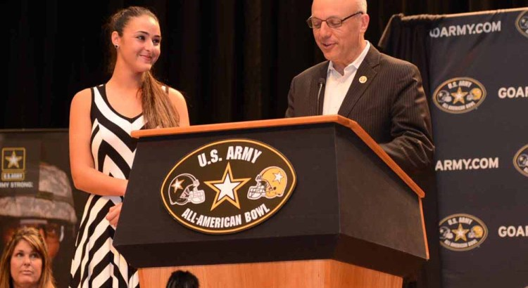 Stoneman Douglas Student Selected for U.S. Army All-American Marching Band