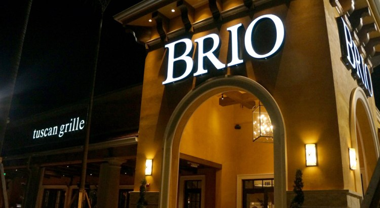 Review: Brio Tuscan Grille's Newest Location