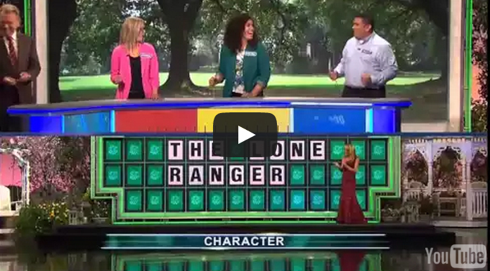 Man Solves Wheel of Fortune Puzzle with One Letter Guess
