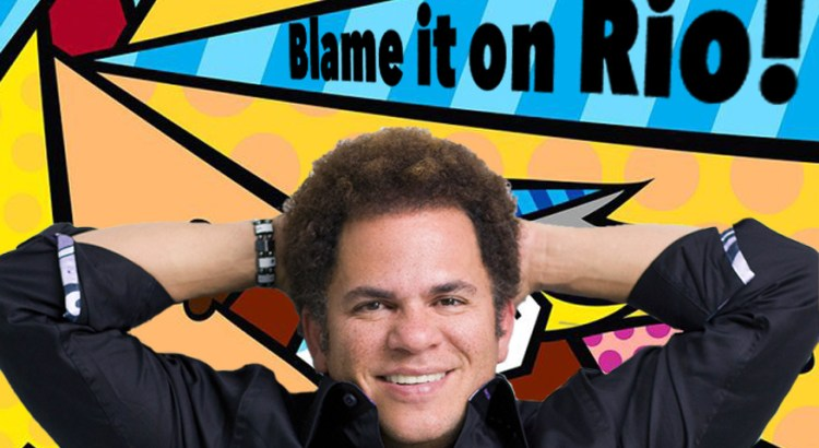 "Meet Romero Britto at the ""Blame it on Rio"" Masterpiece Event at Museum"