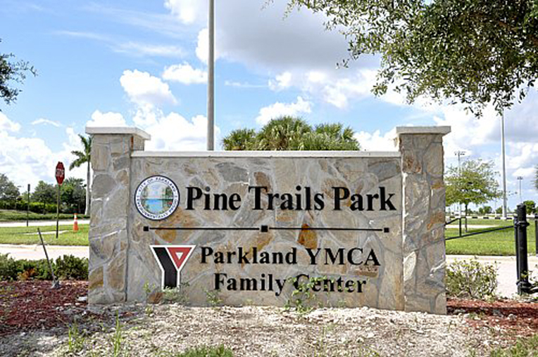 Pine Trails Park - Photo Courtesy of the Parkland Parrot - www.Parklandparrot.com