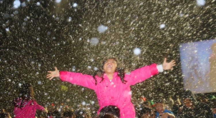 Be Prepared for a Chance of Snow at Downtown in December Event