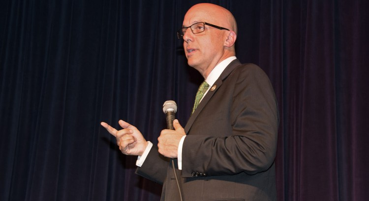 Deutch Announces his Bid for Reelection in Newly Drawn District