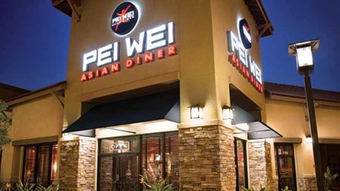 Pei Wei Asian Diner Announces Opening Date in Coral Springs