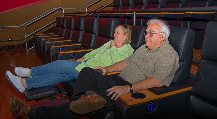 Regal Magnolia Place Wants You to Relax and Recline at the Movies