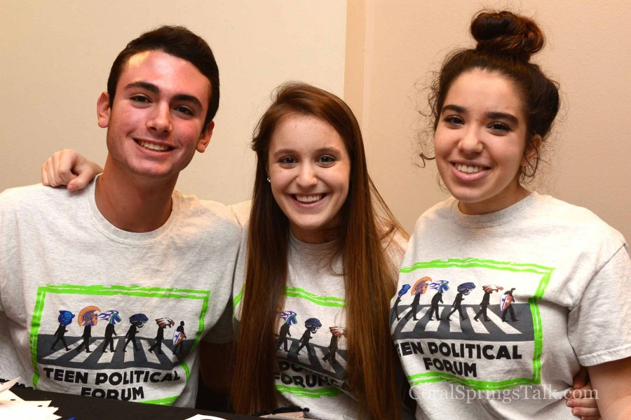 2015 Teen Political Forum