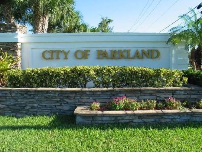Photo Courtesy City of Parkland