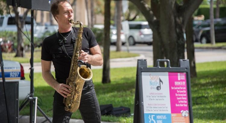 Hundreds Attend Coral Springs First-Ever Jazz Brunch Event