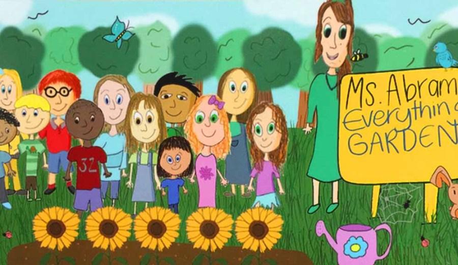 Ms Abrams' Everything Garden