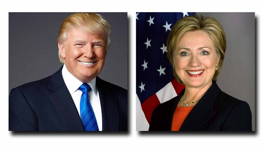 Trump-or-Hillary